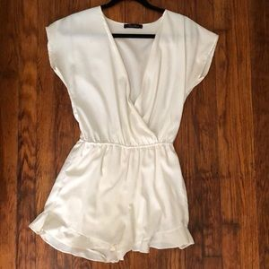 Honey Punch Romper